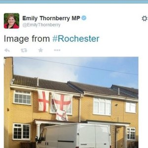 O controverso tweet Fonte: BBC News